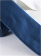 Mogador Silk Solid Signature Tie in Denim