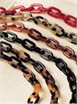 Small Oval Eyeglass Chains