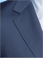 New Navy Super 120s Gabardine Suit