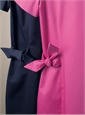 Ladies Cotton Bow Dress
