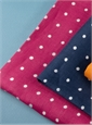 Linen Polka Dot Pocket Squares