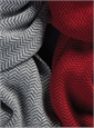 Cashmere Herringbone Scarves