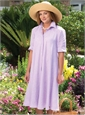 Ladies Linen Flair Dress