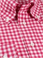 Strawberry Gingham Shirt