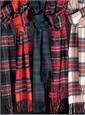 Hessian Dress Stewart Cashmere Scarf
