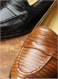 Lizard Loafers