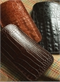Crocodile Eyeglass Cases