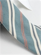 Mogador Stripe Tie in Denim