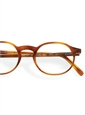Classic Oval Frame in Amber