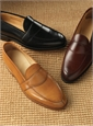 The Savannah Loafer in Black