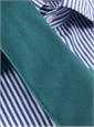 Silk Solid Signature Tie in Cascade