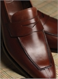 The Banbury Loafer in Chestnut