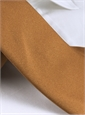 Silk Solid Signature Tie in Bronze
