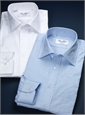 Powder Blue and Cream Seersucker Suit