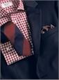 English Style Single Breasted Blazer