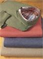 Cotton Cashmere and Silk Crewneck Sweaters