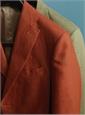 Tuscan Red Linen Sport Coat