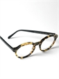 Bold Classic Frame in Light Tortoise with Black Temples