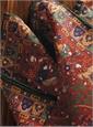 Wool and Silk Tapestry Motif Printed Pocket Squares