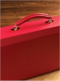 Red Leather Despatch Box