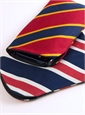 Iphone 6 Case in Regimental Silk Stripes