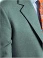 Teal Mélange Cashmere Sport Coat