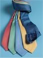 Mogador Solid Tie in Storm Blue