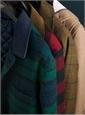 Wool Black Watch Blanket Jacket