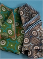 Silk Medallion Pocket Squares