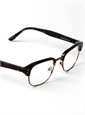 Traditional Brow Frame in Tortoise