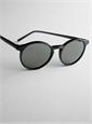 Pantheon Sunglasses in Black