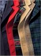 Black Stewart Tartan Waistcoat