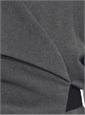 Marie Meunier Wool Jacket in Soft Grey