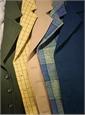 Moleskin Waistcoat in Navy