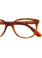 Rectangular Frame in Honey Tortoise