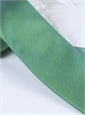 Silk Basketweave Solid Tie in Grass