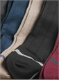 Fil D'Écosse Ribbed Dress Socks