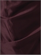 Marie Meunier Ogive Skirt in Plum