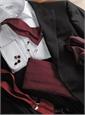 Peak Lapel Tuxedo in Super 150s Wool