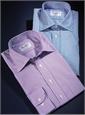Silk Print Tie with Diamond Motif in Wine