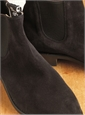 R.M. Williams Adelaide Boots in Black Suede