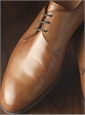 The Sherwood Blucher in Antique Tan