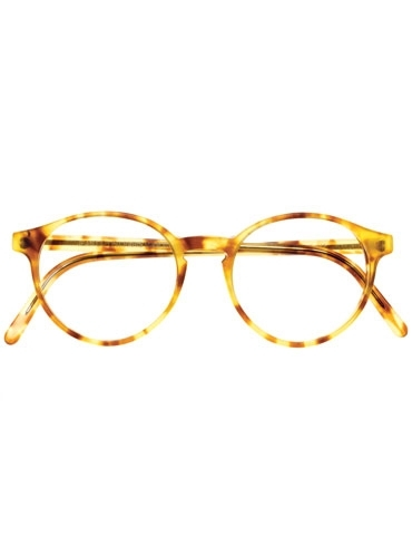Glasses Frames For Blondes : Lafont Pantheon Frame in Demi-Blond