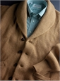 Camelhair Shawl Collar Cardigan