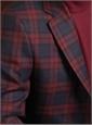 Red Watch Tartan Sport Coat in Pure New Wool