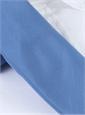 Mogador Silk Solid Signature Tie in Sky