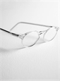 Nearly Oval Frame in Crystal
