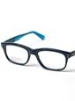 Rectangular Frame in Blue