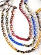 Multi-Colored Oval Link Eyeglass Chains