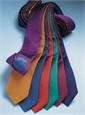Silk Solid Signature Tie in Petunia